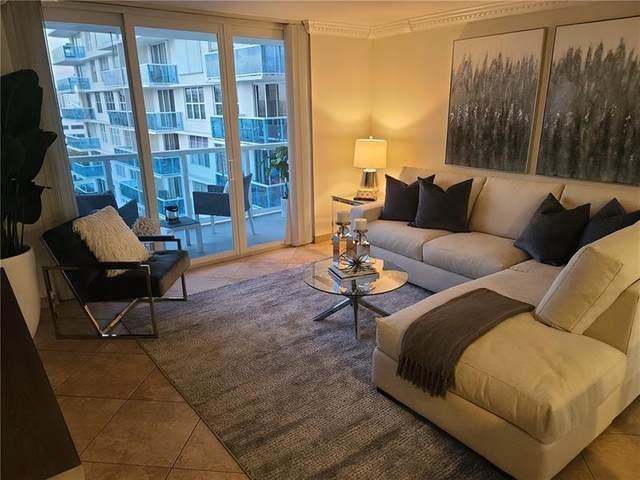 3800 S Ocean Dr #801, Hollywood, FL 33019 (MLS #F10271387) :: Green Realty Properties