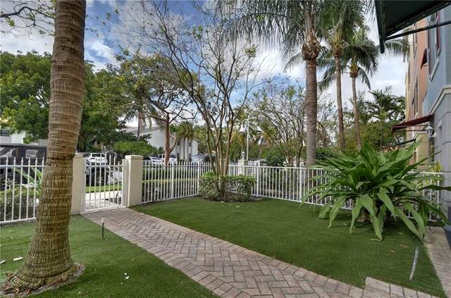 542 NE 7th Ave #1, Fort Lauderdale, FL 33301 (#F10271425) :: Realty One Group ENGAGE