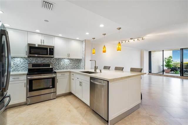2555 Collins Ave #610, Miami Beach, FL 33140 (#F10271519) :: Signature International Real Estate