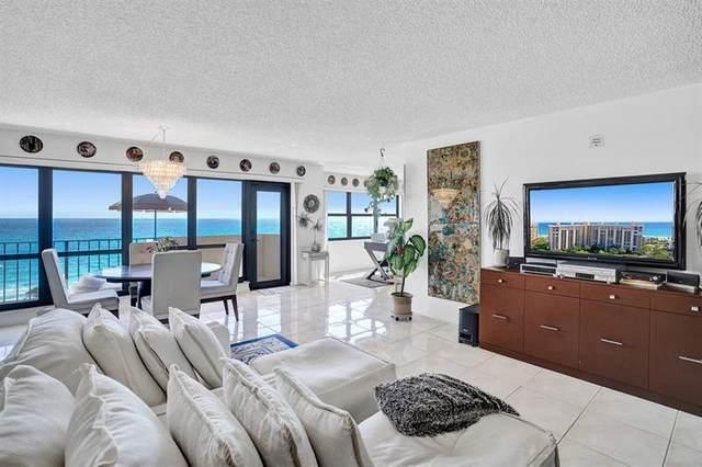 4900 N Ocean Blvd #1119, Lauderdale By The Sea, FL 33308 (MLS #F10271581) :: Green Realty Properties