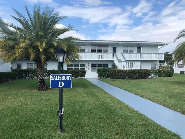 83 Salisbury D #83, West Palm Beach, FL 33417 (MLS #F10271590) :: Berkshire Hathaway HomeServices EWM Realty