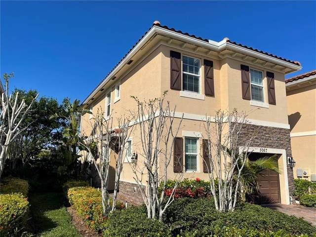 5067 Ellery Ter #5067, West Palm Beach, FL 33417 (#F10271600) :: Realty One Group ENGAGE