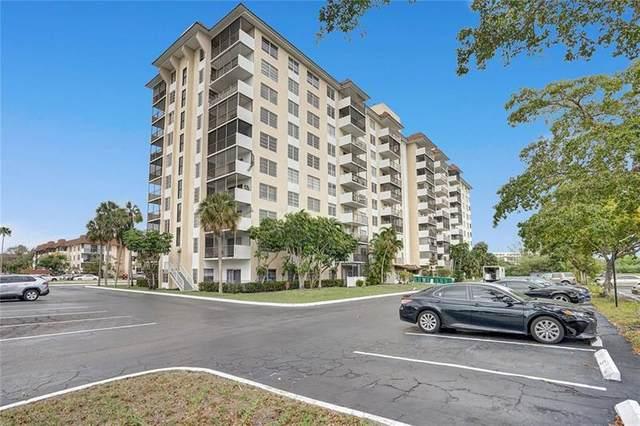 4164 Inverrary Dr #402, Lauderhill, FL 33319 (#F10271601) :: Baron Real Estate