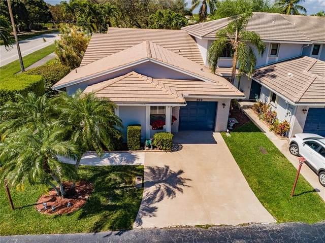 303 Deer Creek Lakeside Way #0, Deerfield Beach, FL 33442 (#F10271670) :: Realty One Group ENGAGE
