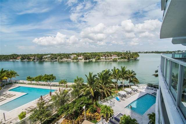 6700 Indian Creek Drive #603, Miami Beach, FL 33141 (#F10271686) :: Ryan Jennings Group