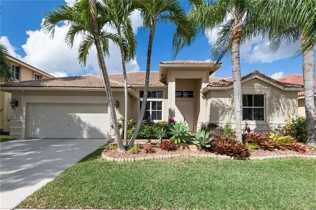 3933 Heron Ridge Ln, Weston, FL 33331 (MLS #F10271687) :: Green Realty Properties