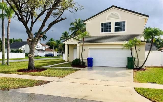 18104 NW 21st St, Pembroke Pines, FL 33029 (MLS #F10271690) :: Castelli Real Estate Services
