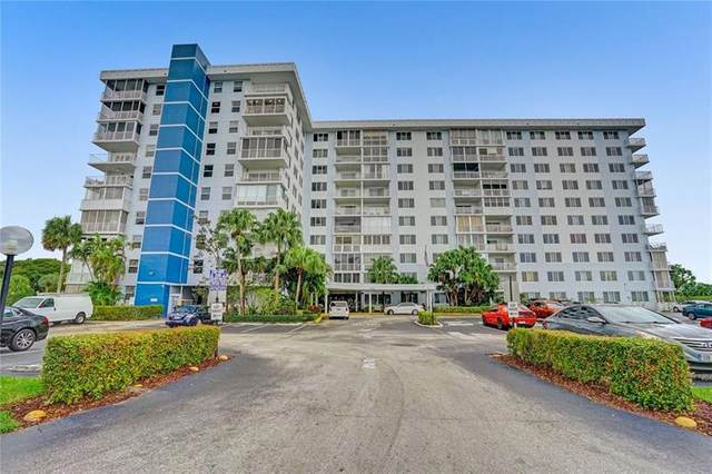 4200 Hillcrest Drive #319, Hollywood, FL 33021 (MLS #F10271691) :: Castelli Real Estate Services