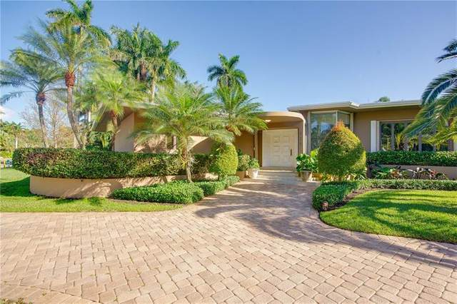 950 S Southlake Dr, Hollywood, FL 33019 (MLS #F10271692) :: The Howland Group