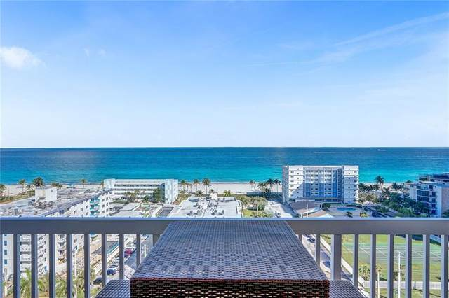 1500 S Ocean Dr 16K, Hollywood, FL 33019 (MLS #F10271713) :: Green Realty Properties