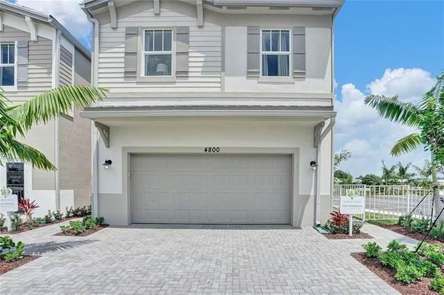 4800 NW 48 Terrace, Tamarac, FL 33319 (MLS #F10271792) :: Berkshire Hathaway HomeServices EWM Realty