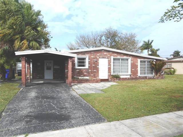 6205 NW 9th Ct, Margate, FL 33063 (MLS #F10271812) :: Castelli Real Estate Services