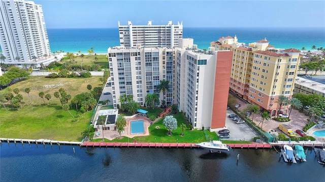 1391 S Ocean Blvd Ph-4, Pompano Beach, FL 33062 (#F10271817) :: Signature International Real Estate