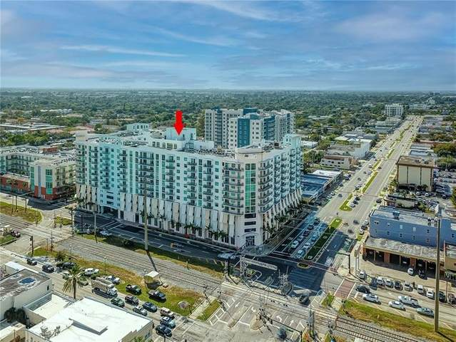 140 S Dixie Hwy #714, Hollywood, FL 33020 (MLS #F10271851) :: Castelli Real Estate Services