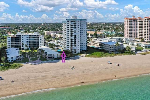 1500 S Ocean Blvd #206, Lauderdale By The Sea, FL 33062 (MLS #F10271912) :: Castelli Real Estate Services