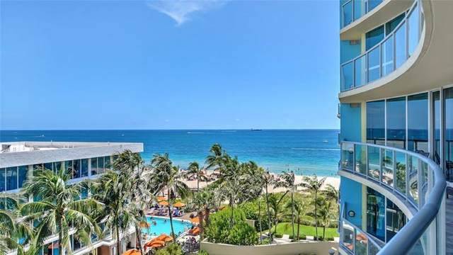 1200 Holiday Dr #506, Fort Lauderdale, FL 33316 (#F10271920) :: The Rizzuto Woodman Team