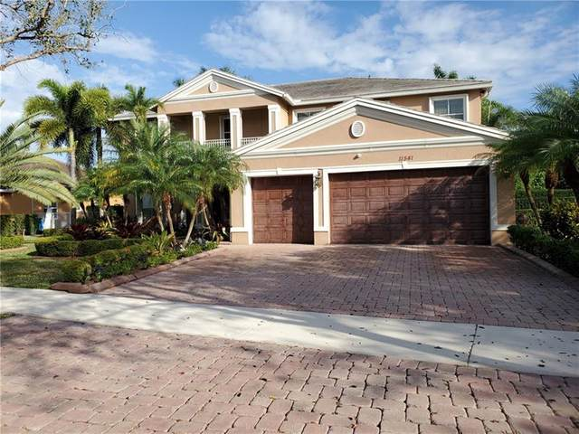 11541 Hibbs Grove Dr, Cooper City, FL 33330 (#F10271928) :: Realty One Group ENGAGE