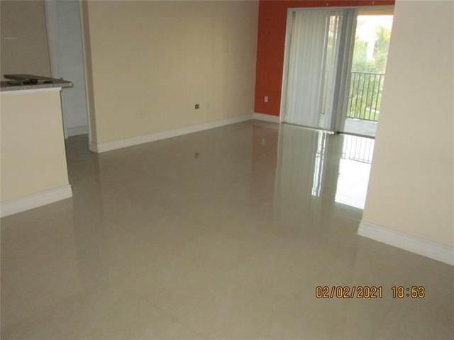 2251 W Preserve Way #306, Miramar, FL 33025 (MLS #F10271949) :: Castelli Real Estate Services