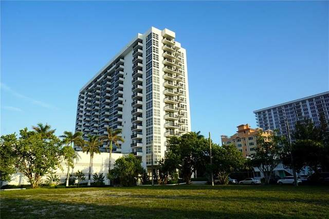 525 N Ocean Blvd #614, Pompano Beach, FL 33062 (#F10271983) :: Signature International Real Estate