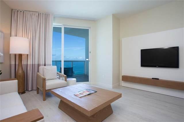 505 N Fort Lauderdale Beach Blvd #2406, Fort Lauderdale, FL 33304 (MLS #F10271985) :: Green Realty Properties