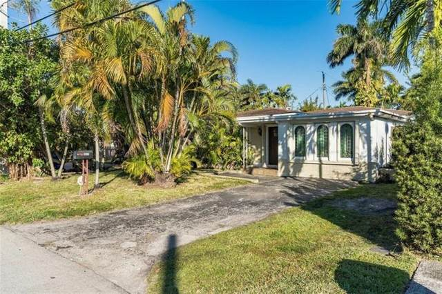 1511 Garfield St, Hollywood, FL 33020 (MLS #F10271991) :: The Howland Group