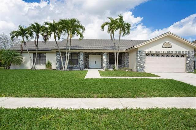 20141 NW 8th St, Pembroke Pines, FL 33029 (MLS #F10271994) :: Castelli Real Estate Services