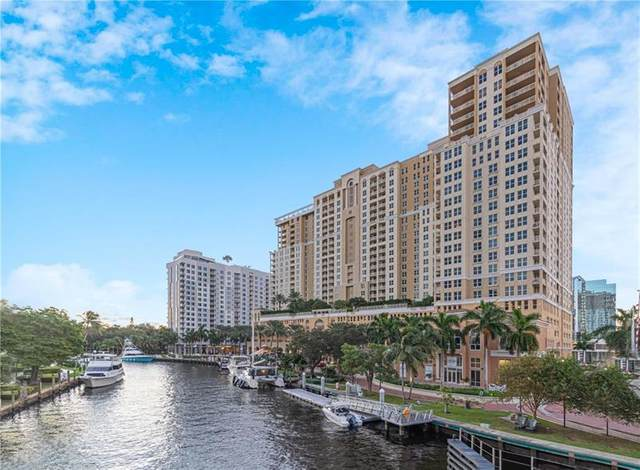 511 SE 5th Ave #1905, Fort Lauderdale, FL 33301 (#F10272006) :: Ryan Jennings Group
