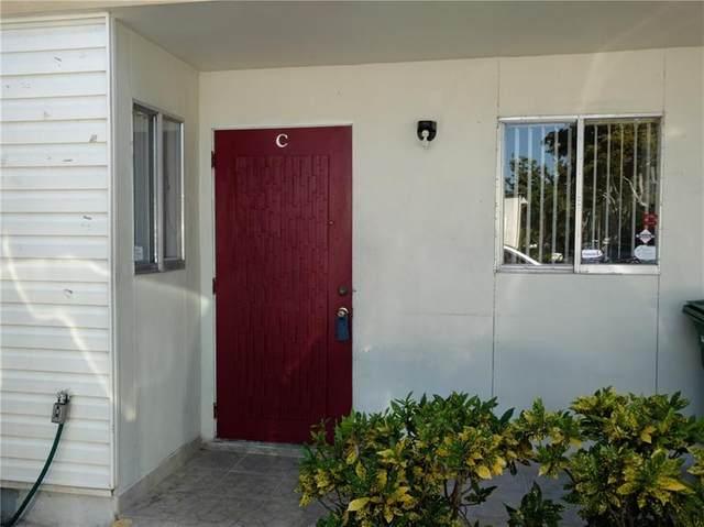 3340 Simms St 10C, Hollywood, FL 33021 (#F10272008) :: The Rizzuto Woodman Team