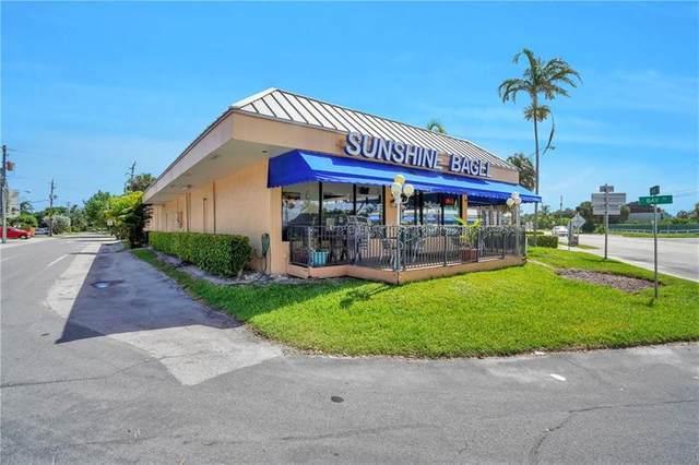 2608 N Ocean Blvd, Pompano Beach, FL 33062 (#F10272016) :: Baron Real Estate