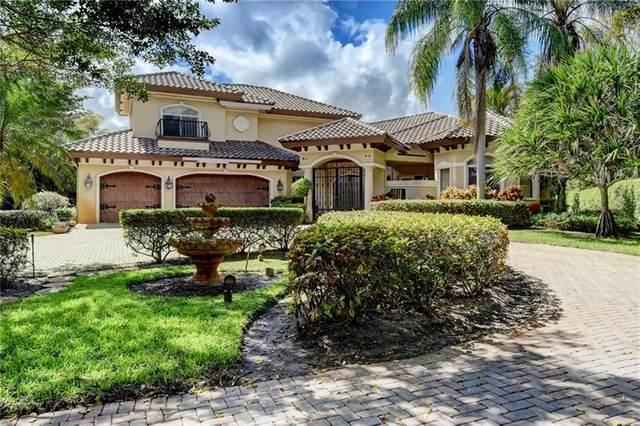 18640 Long Lake Dr, Boca Raton, FL 33496 (#F10272018) :: Treasure Property Group