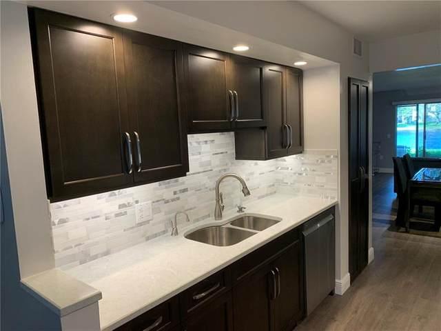 950 SW 138th Ave 112B, Pembroke Pines, FL 33027 (#F10272044) :: Posh Properties