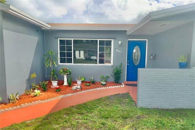 5830 NW 13th St, Sunrise, FL 33313 (MLS #F10272141) :: Green Realty Properties
