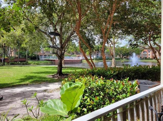 3854 Lyons Rd #106, Coconut Creek, FL 33073 (MLS #F10272201) :: Castelli Real Estate Services