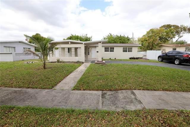 4721 NW 13th St, Lauderhill, FL 33313 (#F10272232) :: Michael Kaufman Real Estate