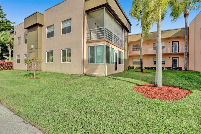 340 Normandy H #340, Delray Beach, FL 33484 (MLS #F10272242) :: Green Realty Properties