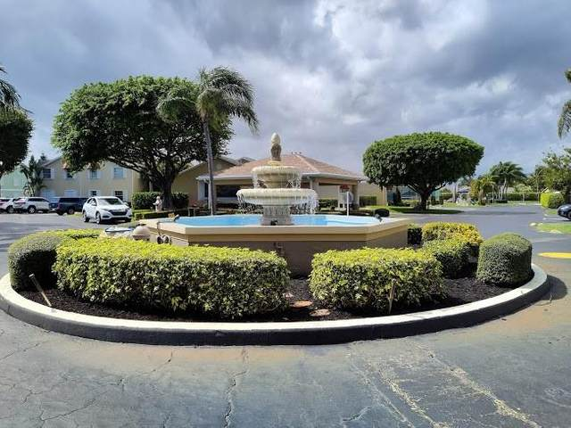 309 Waterside Dr #309, Hypoluxo, FL 33462 (#F10272243) :: Posh Properties
