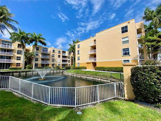 1350 SE 3rd Ave #212, Dania Beach, FL 33004 (#F10272257) :: Ryan Jennings Group
