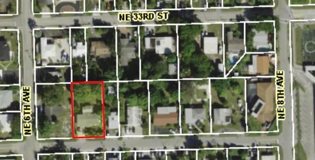 645 NE 32nd St, Oakland Park, FL 33334 (#F10272268) :: Posh Properties