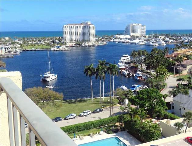 2500 E Las Olas Blvd #1209, Fort Lauderdale, FL 33301 (MLS #F10272277) :: Green Realty Properties
