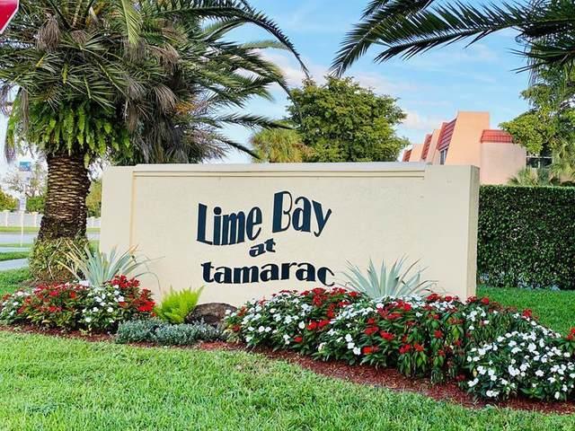 9150 Lime Bay Blvd #312, Tamarac, FL 33321 (MLS #F10272283) :: The Howland Group