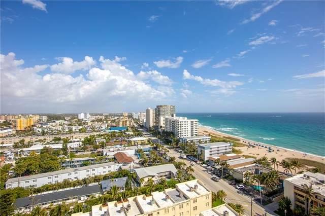 531 N Ocean Blvd #1907, Pompano Beach, FL 33062 (#F10272294) :: Signature International Real Estate