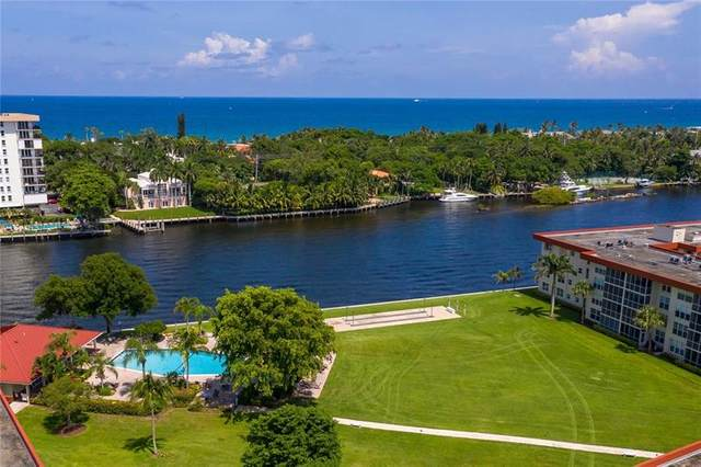 3150 NE 48th Ct #405, Lighthouse Point, FL 33064 (#F10272297) :: Realty One Group ENGAGE