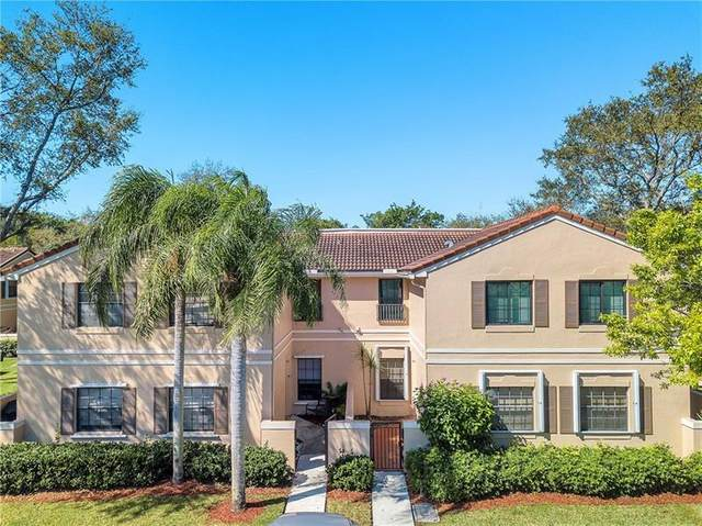 452 SW 158th Ter #103, Pembroke Pines, FL 33027 (MLS #F10272298) :: Castelli Real Estate Services