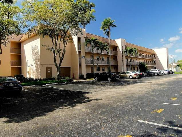 10466 Sunrise Lakes Blvd #302, Sunrise, FL 33322 (MLS #F10272338) :: Green Realty Properties