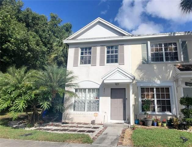 5541 Parade Pl, Margate, FL 33063 (MLS #F10272402) :: Green Realty Properties
