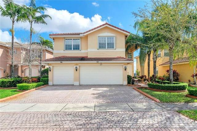 4997 SW 183rd Ave, Miramar, FL 33029 (MLS #F10272438) :: Castelli Real Estate Services