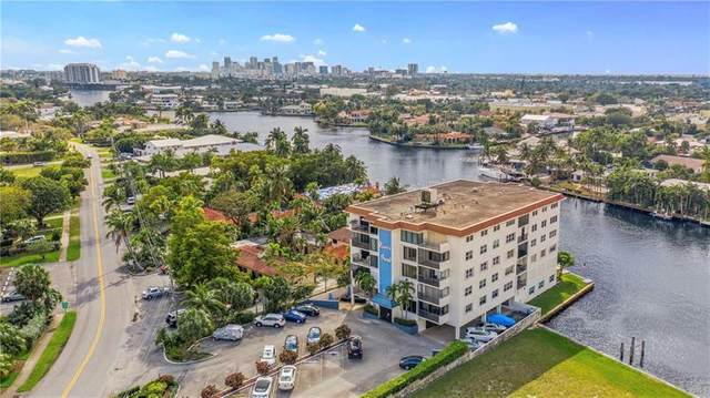 1839 Middle River Dr #501, Fort Lauderdale, FL 33305 (MLS #F10272464) :: Berkshire Hathaway HomeServices EWM Realty