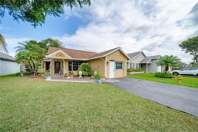 9973 NW 45th St, Sunrise, FL 33351 (MLS #F10272468) :: Castelli Real Estate Services