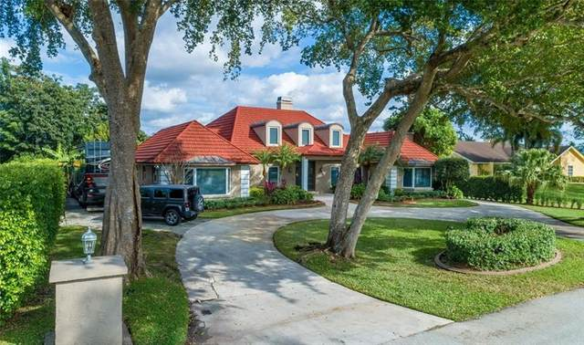 11651 SW 22nd Ct, Davie, FL 33325 (MLS #F10272479) :: Green Realty Properties