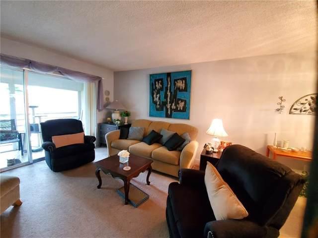 3591 Inverrary Dr #405, Lauderhill, FL 33319 (MLS #F10272508) :: Dalton Wade Real Estate Group